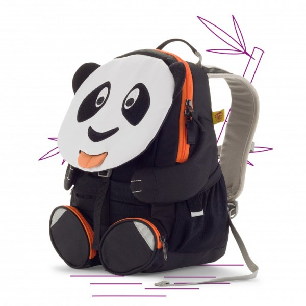 Affenzahn Paul Panda Large Nursery Backpack