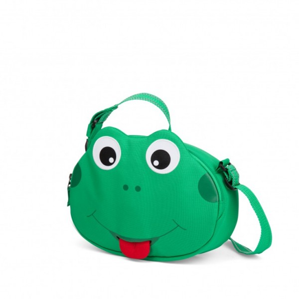 Messenger Bag Mini Friend Finn Frog