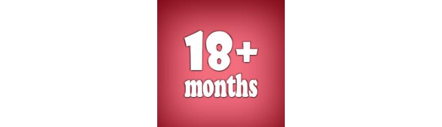 18+ Months