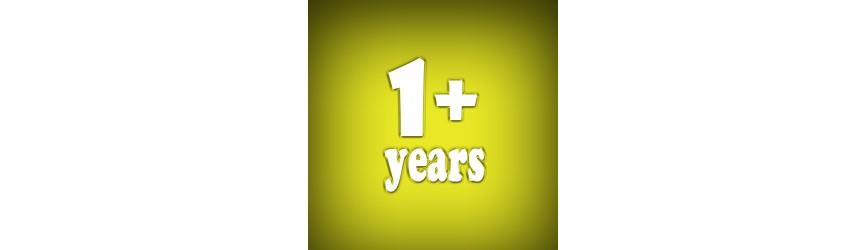 1+ Year