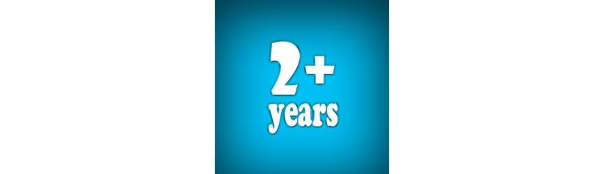 2+ Years