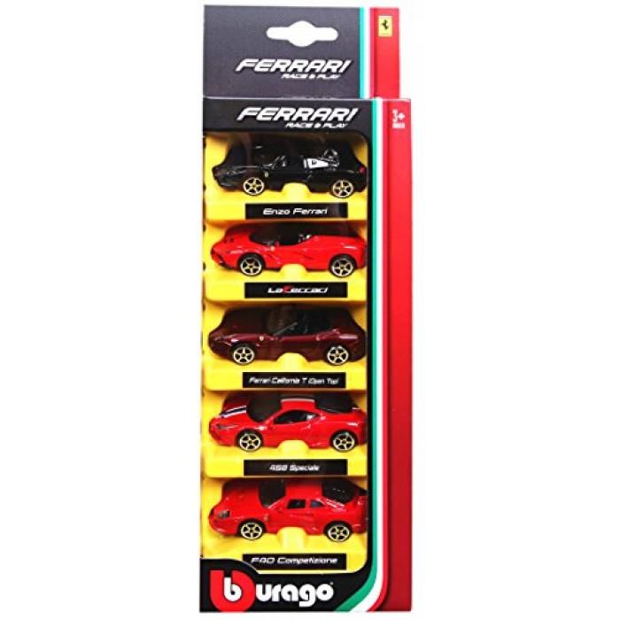 Bburago 1:64 Ferrari's