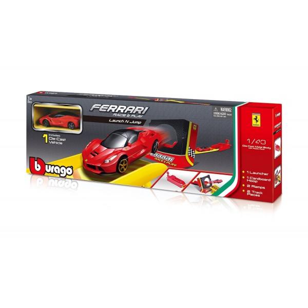 Ferrari Jump with Launcher