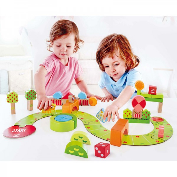Sunny Valley Play Blocks