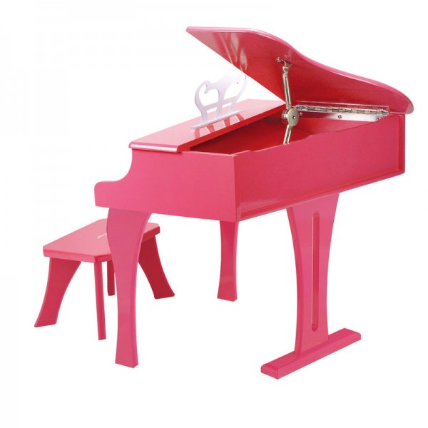 HAPPY GRAND PIANO PINK