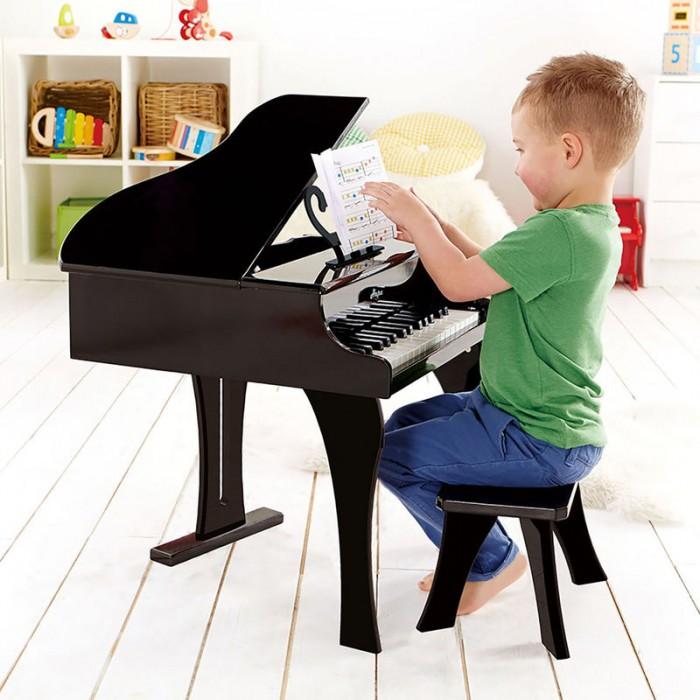 HAPPY GRAND PIANO BLACK