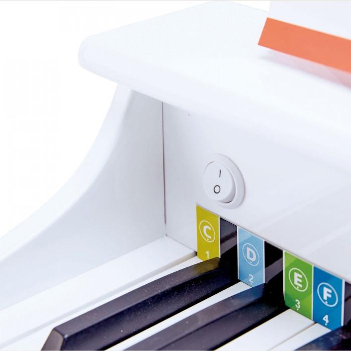Deluxe Grand Piano (White)