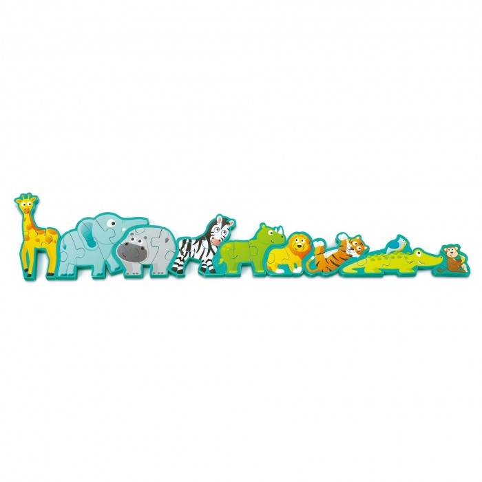 Alphabet and Animal Parade