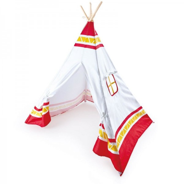 TEEPEE TENT - RED