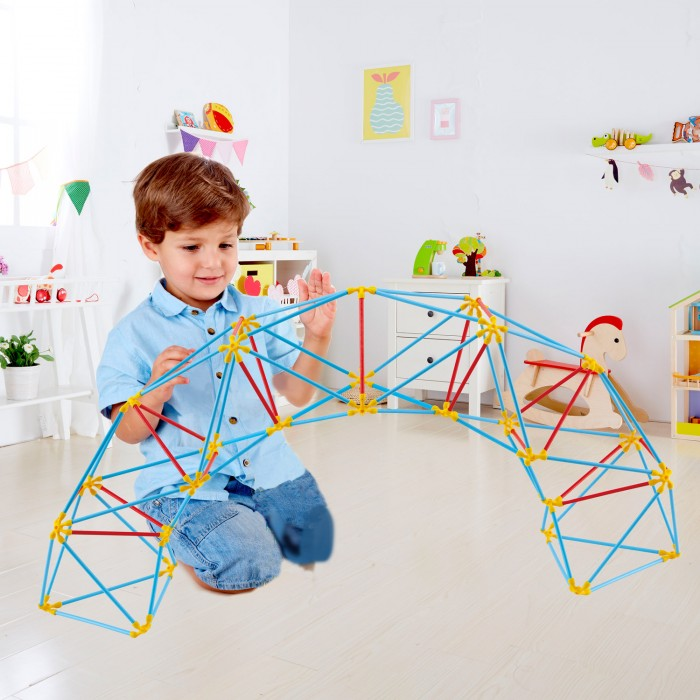 Geodesic Structures