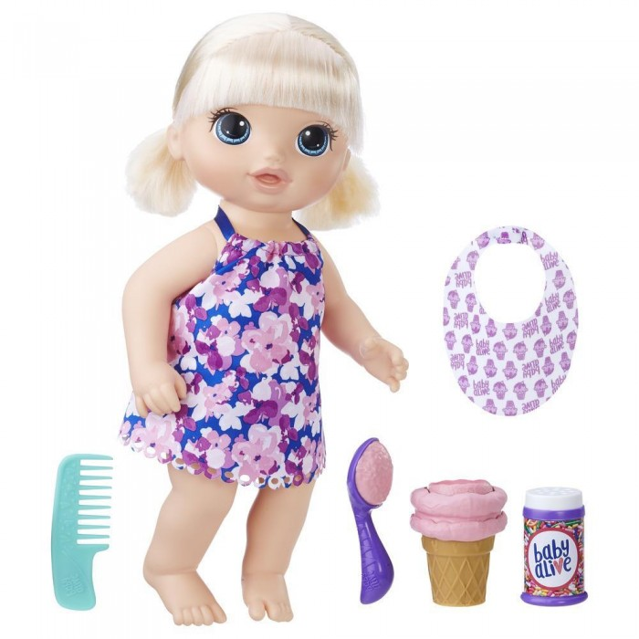 Baby Alive Magical Scoops
