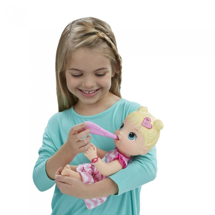 Baby Alive Better Now Bailey
