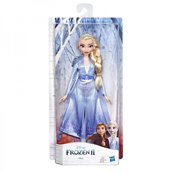 Frozen II Elsa Fashion Doll