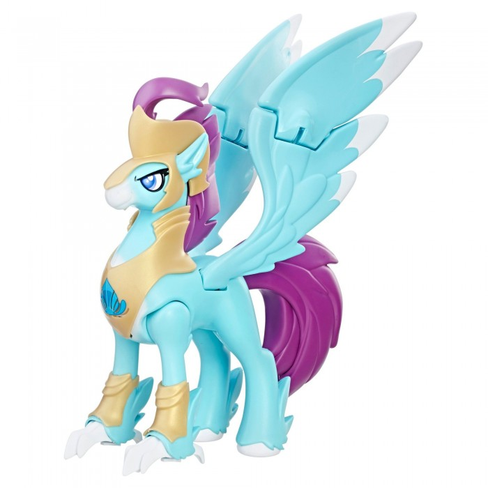 MLP The Movie Stratus Skyranger Hippogriff Figure