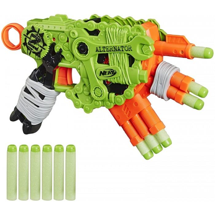 Nerf Zombie Alternator