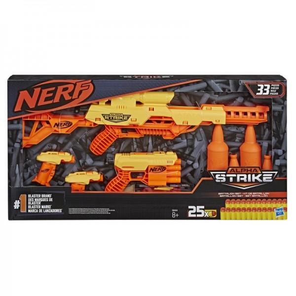 Nerf Alpha Strike Battalion
