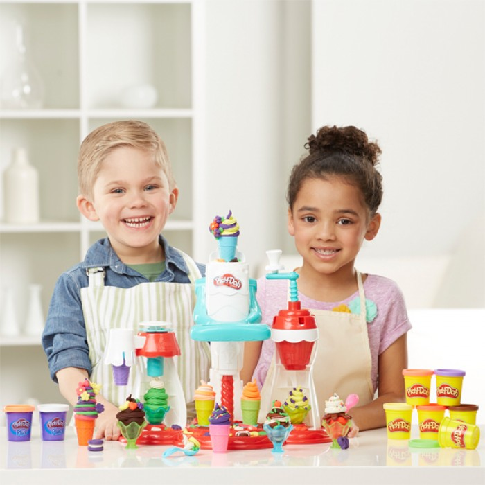 Play-Doh Ice Cream Maker