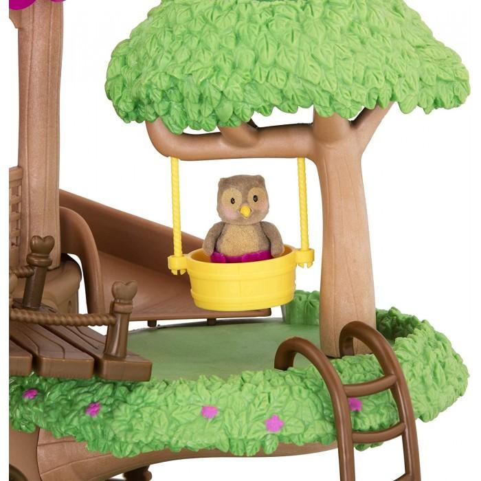 Li'l Woodzeez Family Treehouse