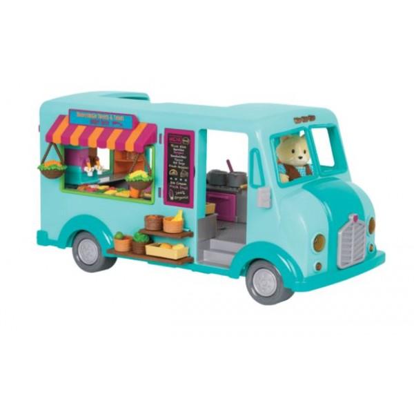 Li'l Woodzeez Honeysuckle Sweets and Treats Food Truck