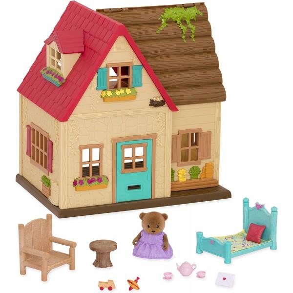 Li'l Woodzeez Sunny Acres Country House
