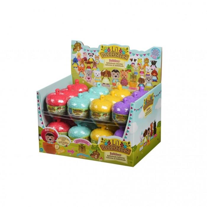 Li'l Woodzeez Bobblehead Toy Surprise - Series 4