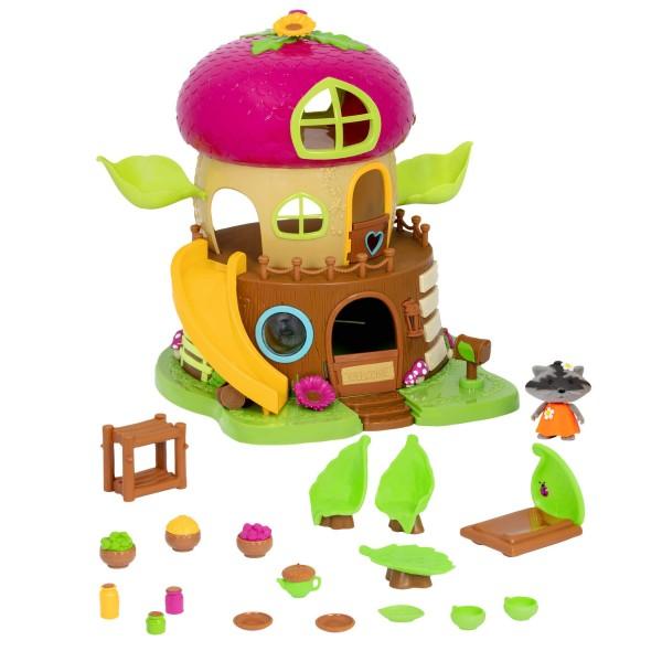 Li'l Woodzeez Acorn Treehouse