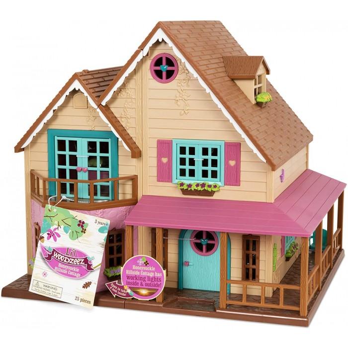 Li'l Woodzeez Honeysuckle Hillside Cottage