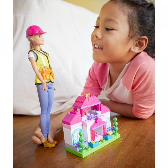 Barbie Builder Doll Playset