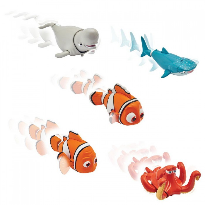 Finding Dory Swigglefish Figures (Set of 6)