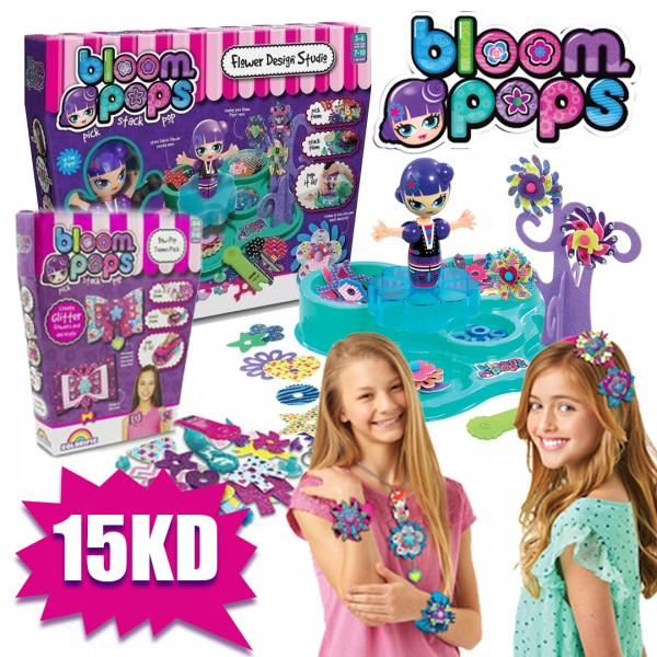 Bloom Pops