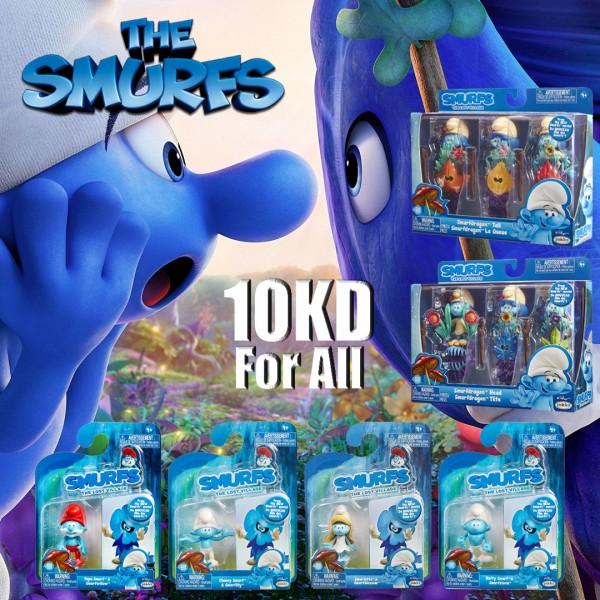 Smurfs Offer