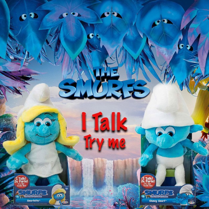 Smurfs Offer 3