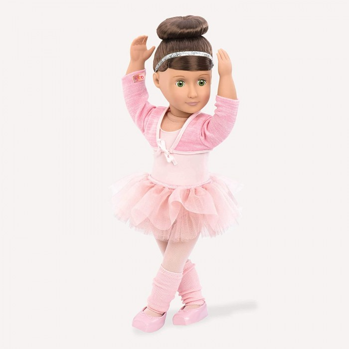 Our Generation Deluxe Sydney Lee Doll and Book