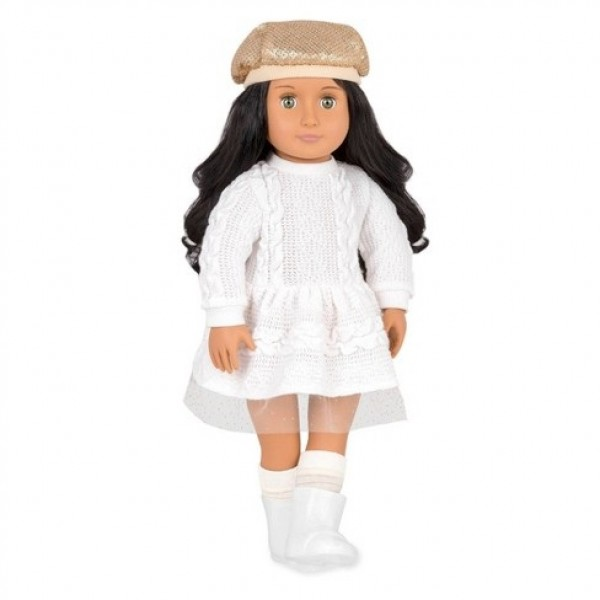 Our Generation Doll with Dress & Hat Talita