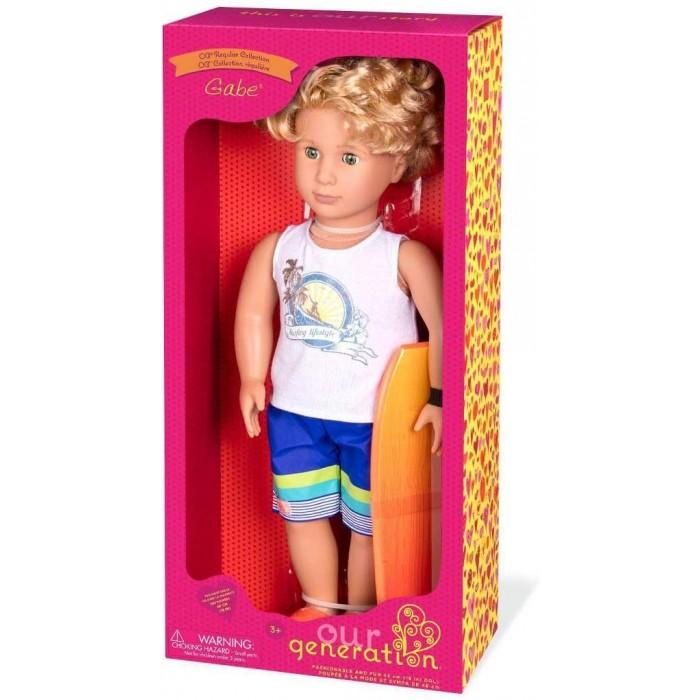 Our Generation Surfer Boy Doll, Gabe