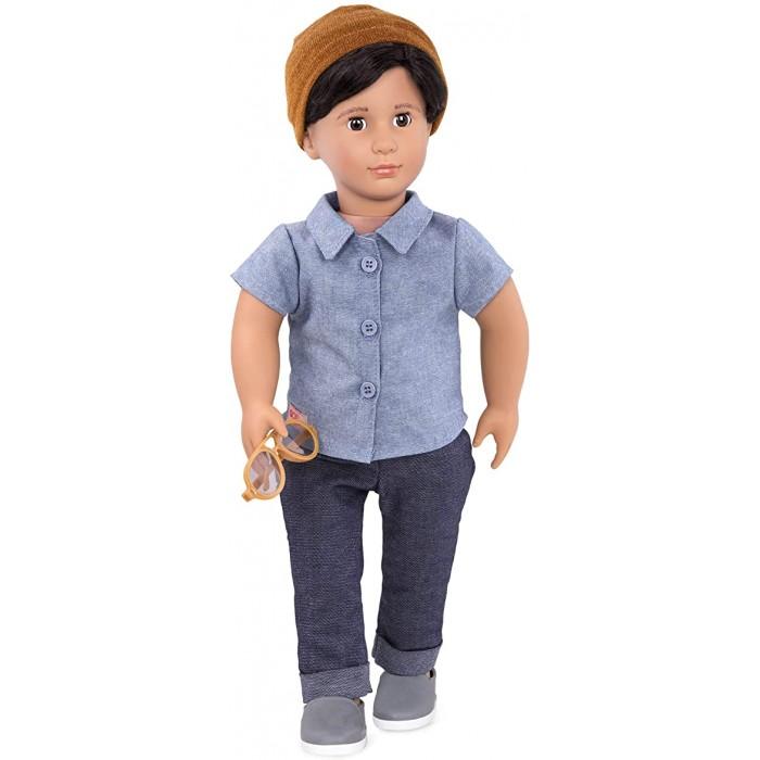 Our Generation Boy Doll, Franco