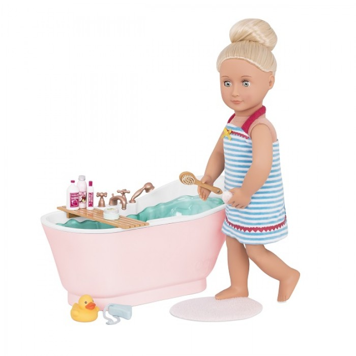 Our Generation Bath and Bubbly Set
