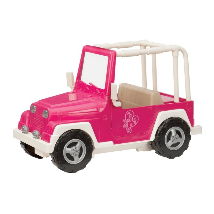 Our Generation 4x4 Car for Dolls