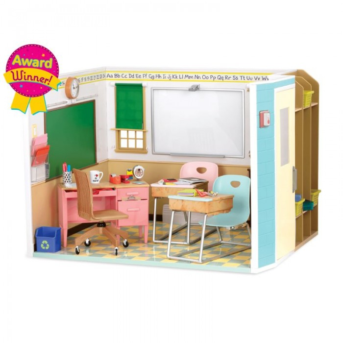 Our Generation Awesome Academy Set
