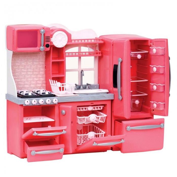 Our Generation Gourmet Kitchen Set Pink