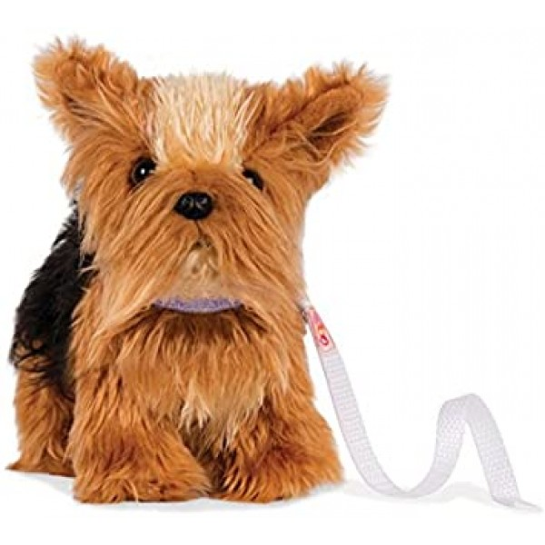 Our Generation Posable Yorkshire Terrier Pup