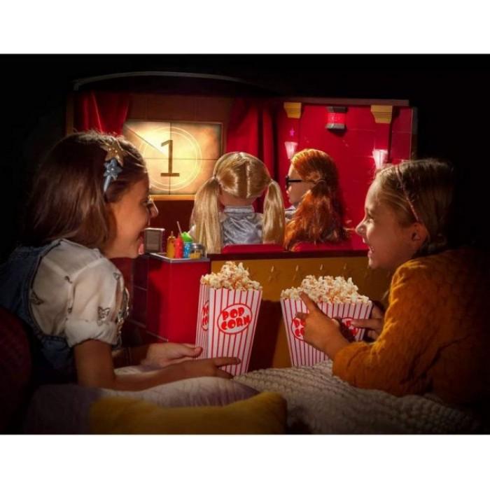 Our Generation OG Cinema Movie Theater Set