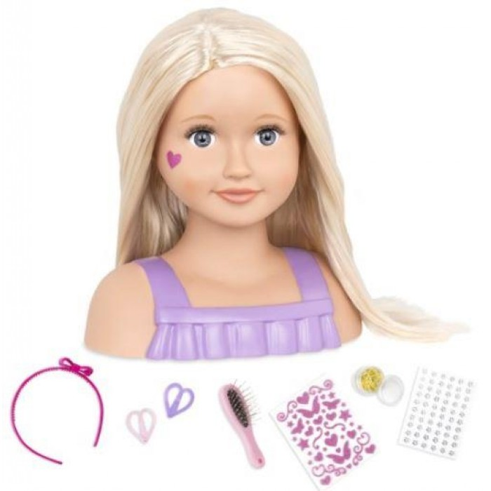 Our Generation Doll Bust Trista