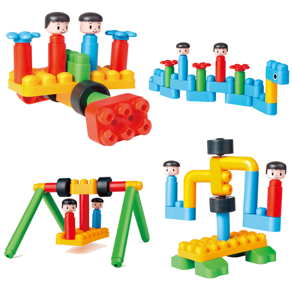 PolyM - Adventure Playground