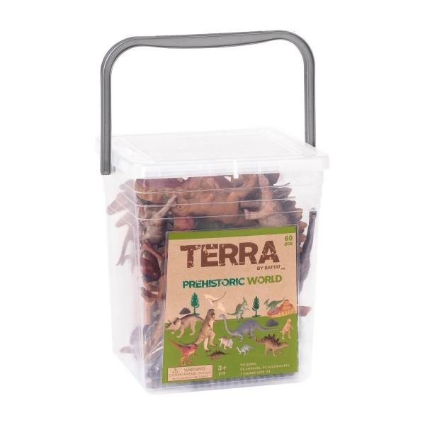 Terra Prehistoric World (60 pc)