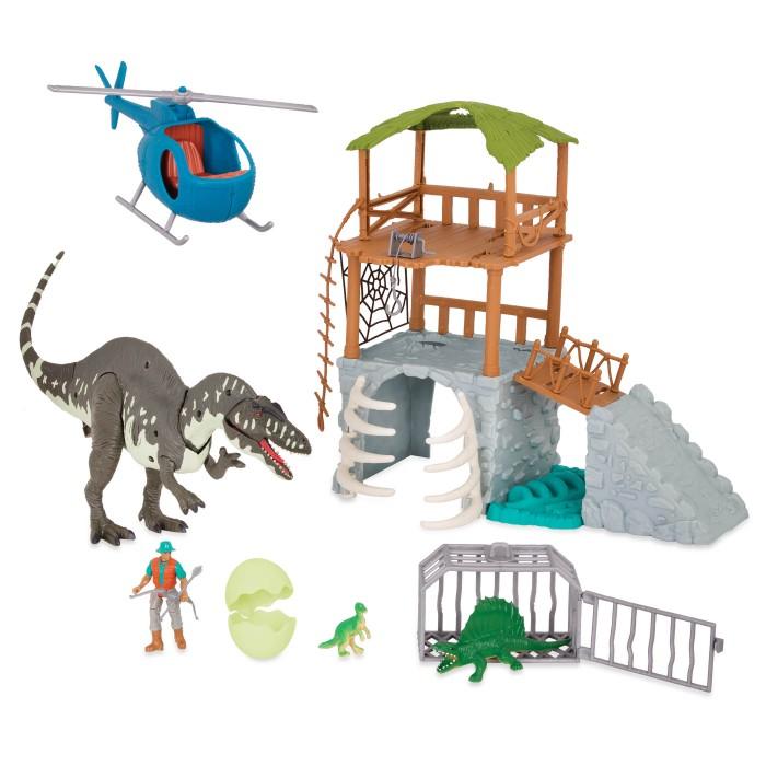 Terra Acrocanthosaur Jungle Expedition