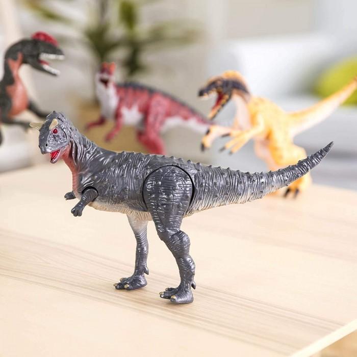 Terra Electronic Dinosaur Carnotaurus