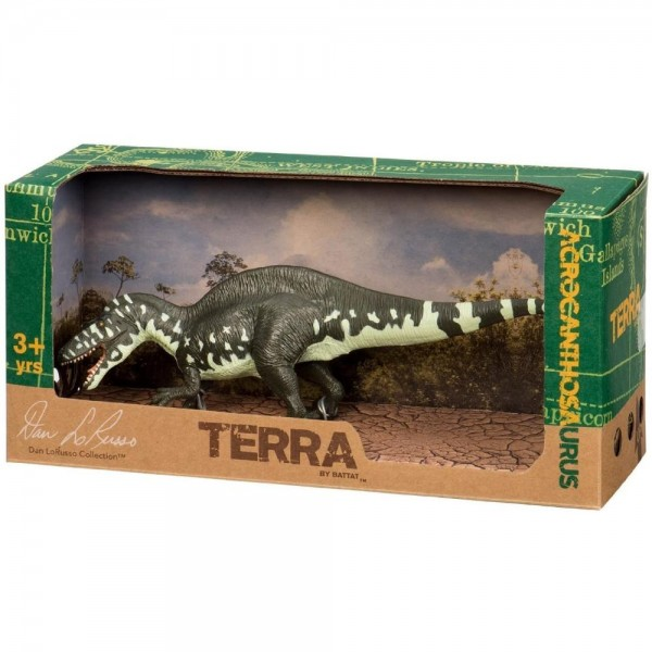 Terra Acrocanthosaur Jungle Expedition