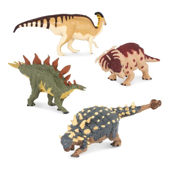 Terra Medium Dinosaurs: Set of 4
