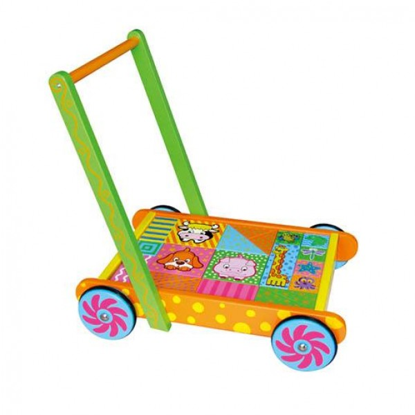 Colorful Baby Walker